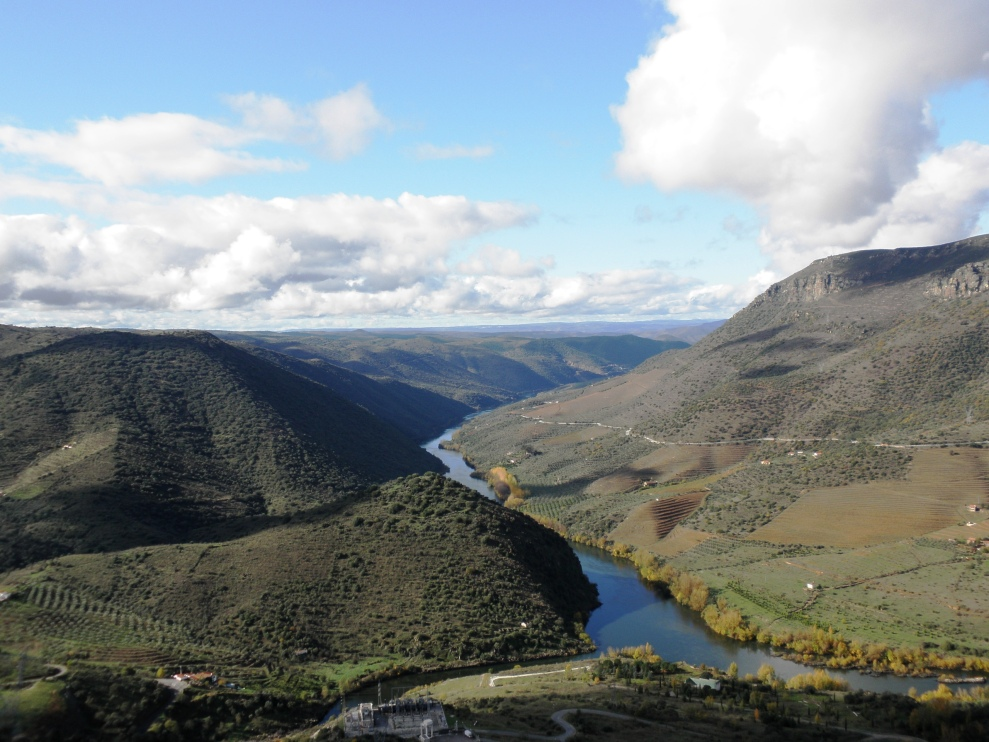 River Douro Spain and Portugal