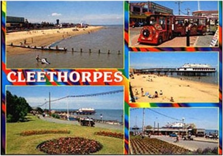 cleethorpes postcard
