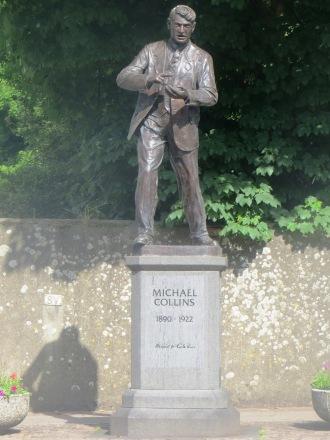 Michael Collins Statue Clonarkilty