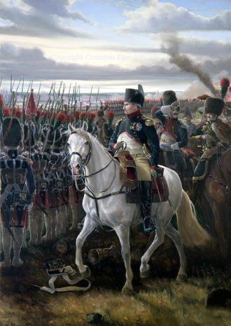 Napoleon White Horse