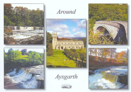 Aysgarth Yorkshire